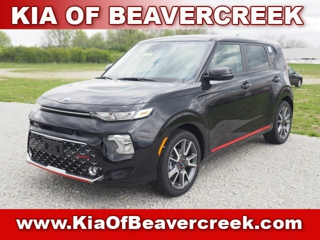 New 2020 Kia Soul Gt Line 4d Hatchback In Huber Heights L7020896