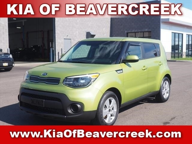 Kia Of Dayton >> Certified Pre Owned 2019 Kia Soul Base 4d Hatchback In Huber Heights