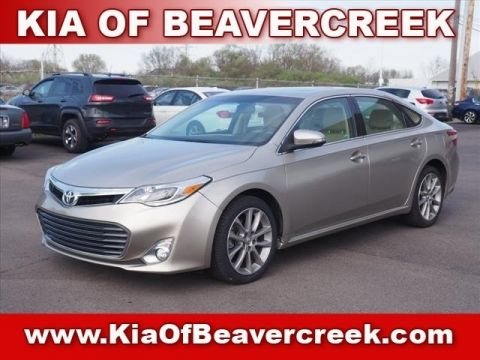 Pre-Owned 2014 Toyota Avalon XLE Touring